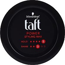 Parfüm, Parfüméria, kozmetikum Hajformázó wax - Schwarzkopf Taft Power Wax