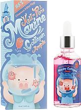 Parfüm, Parfüméria, kozmetikum Arcszérum tengeri kollagénen - Elizavecca Hell Pore Marine Collagen Ample 95%