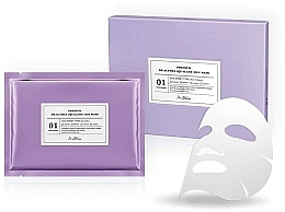 Parfüm, Parfüméria, kozmetikum Szövetmaszk - Dr. Althea Premium Squalane Silk Mask