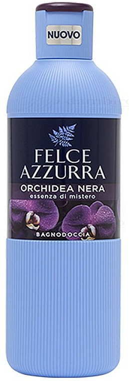 "Tusfürdő ""Fekete orchidea"" - Felce Azzurra Black Orchid Body Wash"