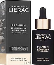 Parfüm, Parfüméria, kozmetikum Ránctalanító regeneráló szérum - Lierac Exclusive Premium Serum Regenerant