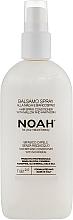 Parfüm, Parfüméria, kozmetikum Öblítést nem igénylő kondicionáló spray - Noah Hair Spray Conditioner With Mallow And Hawthorn