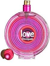 Parfüm, Parfüméria, kozmetikum Desigual Love - Eau De Toilette (teszter kupak nélkül)