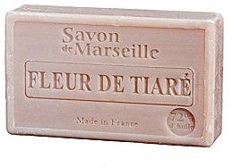"""Parfüm, Parfüméria, kozmetikum Természetes szappan """"Tiara virágok"""" - Le Chatelard 1802 Flowers Tiara Soap"""