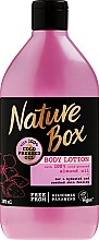 Parfüm, Parfüméria, kozmetikum Hidratáló testápoló - Nature Box Almond Oil