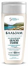 Parfüm, Parfüméria, kozmetikum Hajbalzsam Valdai fehér agyaggal - Fito Kozmetikum
