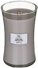 Parfüm, Parfüméria, kozmetikum Aroma gyertya - WoodWick Hourglass Candle Sacred Smoke