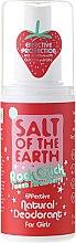 Parfüm, Parfüméria, kozmetikum Deo natúr spray - Salt of the Earth Rock Chick Girls Sweet Strawberry Natural Deodorant