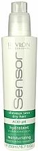 Parfüm, Parfüméria, kozmetikum Hidratáló sampon és kondicionáló száraz hajra - Revlon Professional Sensor Shampoo Moisturizing