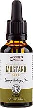 Parfüm, Parfüméria, kozmetikum Mustár olaj - Wooden Spoon Mustard Oil