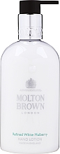 Parfüm, Parfüméria, kozmetikum Molton Brown Mulberry & Thyme Enriching Hand Lotion - Kézápoló lotion