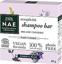 Parfüm, Parfüméria, kozmetikum Szilárd sampon - N.A.E. Semplicita Daily Usage Shampoo Bar
