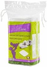 Parfüm, Parfüméria, kozmetikum Vattakorong, 60db - Silver Care Cotton Squares
