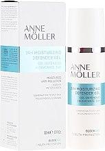 Parfüm, Parfüméria, kozmetikum Hidratáló arcgél - Anne Moller Blockage 24h Moisturizing Defender Gel