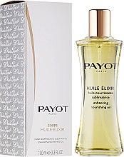 Parfüm, Parfüméria, kozmetikum Arc- és hajápoló olaj - Payot Enhancing Nourishing Oil
