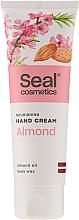 """Parfüm, Parfüméria, kozmetikum Kézkrém """"Mandula"""" - Seal Cosmetics Almond Hand Cream"""