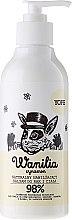 Parfüm, Parfüméria, kozmetikum Kéz- és testápoló balzsam - Yope Vanilla & Cinnamon Hand And Body Lotion