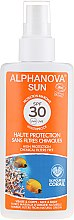 Parfüm, Parfüméria, kozmetikum Védő permet - Alphanova Sun Protection Spray SPF 30