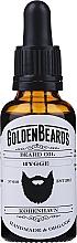 """Parfüm, Parfüméria, kozmetikum Szakállolaj """"Hygge"""" - Golden Beards Beard Oil"""