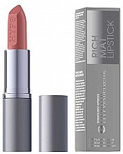 Parfüm, Parfüméria, kozmetikum Matt ajakrúzs - Bell HypoAllergenic Rich Mat Lipstick