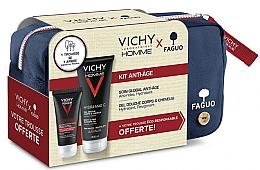 Parfüm, Parfüméria, kozmetikum Szett - Vichy Homme (sh/gel/200ml + fluid/50ml + bag)