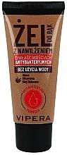 Parfüm, Parfüméria, kozmetikum Kézfertőtlenítő gél tubusban - Vipera Antibacterial Hand Gel