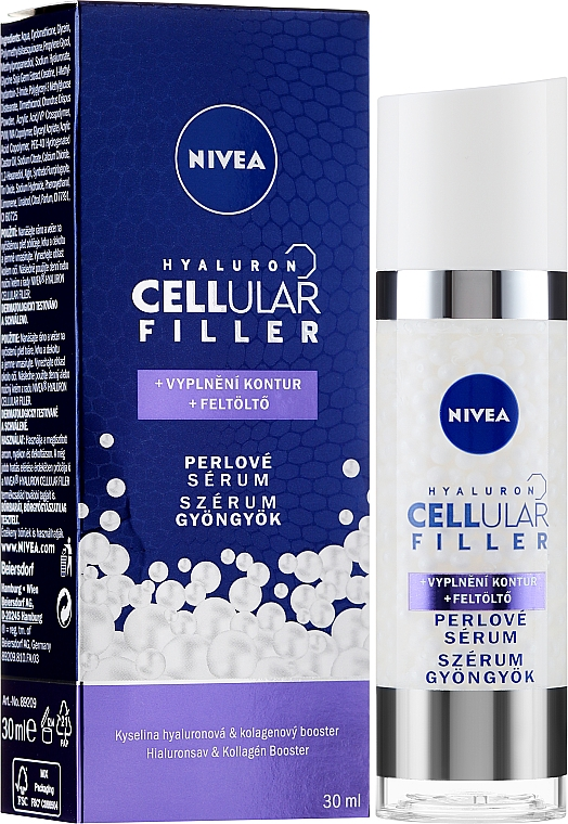 Arcszérum - Nivea Cellular Anti-Age Volume Filling Pearls