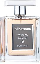 Parfüm, Parfüméria, kozmetikum Allvernum Tobacco & Amber - Eau De Parfum