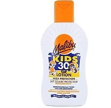 Parfüm, Parfüméria, kozmetikum Napvédő lotion gyerekeknek - Malibu Sun Kids Lotion SPF30