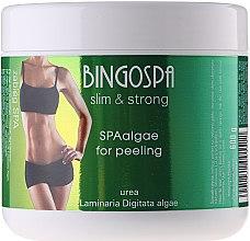 Parfüm, Parfüméria, kozmetikum Alakformáló peeling algával - BingoSpa