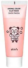 Parfüm, Parfüméria, kozmetikum Világosító agyagmaszk - Skin79 Animal Color Clay Mask Dark Panda