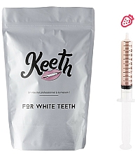Parfüm, Parfüméria, kozmetikum Fogfehérítő készlet utántöltő - Keeth Strawberry Refill Pack