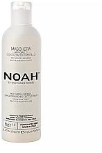 Parfüm, Parfüméria, kozmetikum Sárga árnyalat neutralizáló hajmaszk - Noah Anti-Yellow Hair Mask