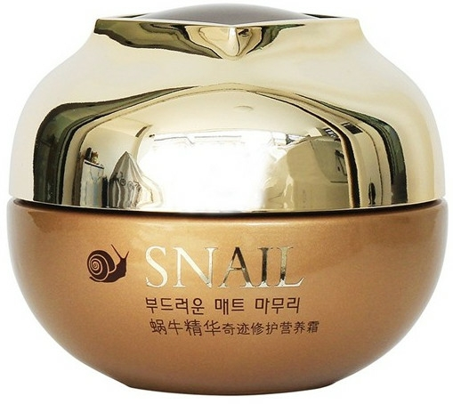 "Lifting arckrém ""Csiga kivonat"" - Belov Snail Care Cream Han Jia Ne"