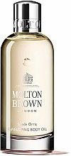 Parfüm, Parfüméria, kozmetikum Molton Brown Suede Orris Enveloping Body Oil - Testolaj