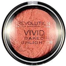 Parfüm, Parfüméria, kozmetikum Highlighter arcra - Makeup Revolution Highlighting