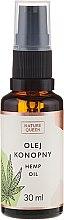 Parfüm, Parfüméria, kozmetikum Kozmetikai kendermagolaj - Nature Queen Hemp Oil