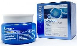 Parfüm, Parfüméria, kozmetikum Hidratáló krém kollagénnel - FarmStay Collagen Water Full Moist Cream