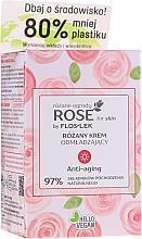 Parfüm, Parfüméria, kozmetikum Nappali ránctalanító krém - Floslek Rose For Skin Rose Gardens Anti-Aging Day Cream