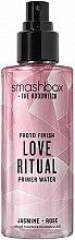 Parfüm, Parfüméria, kozmetikum Hidratáló csillogó primer-spray - Smashbox Crystalized Photo Finish Primer Water Love Ritrual