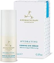 Parfüm, Parfüméria, kozmetikum Erősítő szemkörnyékápoló szérum - Aromatherapy Associates Hydrating Firming Eye Serum