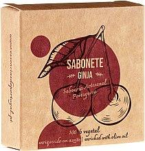 """Parfüm, Parfüméria, kozmetikum Natúr szappan """"Ginja"""" - Essencias De Portugal Senses Ginja Soap With Olive Oil"""