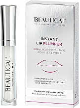 Parfüm, Parfüméria, kozmetikum Szérum szép és hidratált ajkakért - Beautical Instant Lip Plumper For Luscious And Moisturized Lips