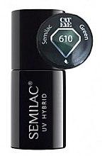 """Parfüm, Parfüméria, kozmetikum Gél lakk """"Macskaszem effekt"""" - Semilac UV Hybrid Cat Eye"""