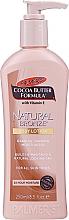 Parfüm, Parfüméria, kozmetikum Hidratáló testápoló lotion - Palmer's Cocoa Butter Formula Natural Bronze Body Lotion