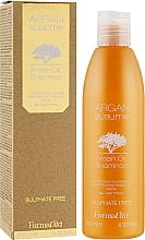 Parfüm, Parfüméria, kozmetikum Sampon argán olajjal - Farmavita Argan Sublime Shampoo