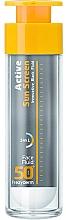 Parfüm, Parfüméria, kozmetikum Fluid arcra - Frezyderm Active Sun Screen Face Fluid Spf50+
