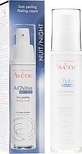 Parfüm, Parfüméria, kozmetikum Éjszakai krém-peeling a selymes bőrért - Avene A-Oxitive Night Peeling Cream