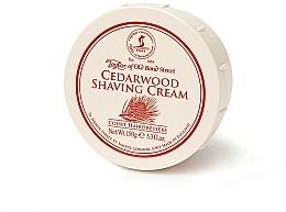 """Parfüm, Parfüméria, kozmetikum Borotva krém """"Cédrus"""" - Taylor of Old Bond Street Cedarwood Shaving Cream Bowl"""
