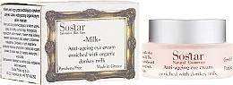 Parfüm, Parfüméria, kozmetikum Anti age szemkrém - Sostar Anti-Aging Eye Cream Enriched With Donkey Milk